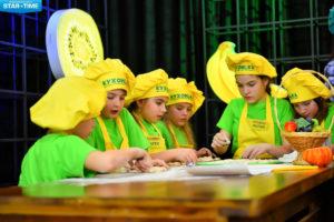 Кулинарный шедевр приготовило для тебя детское ютуб шоу»Кухонька» от Продюсерского Центра «STAR TIME»