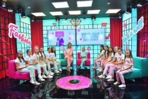 Открытие нового телепроекта «О чем говорят девочки?»!