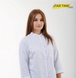 (Рус) Виктория Несмеянова